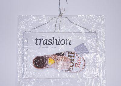 Cover magazine trashion